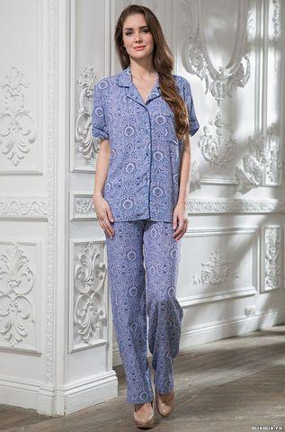 Пижама с брюками  Mia-Amore LIA ЛИЯ 6436