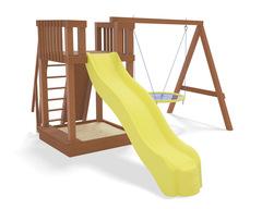 Детская игровая площадка «ОСТРОВОК»