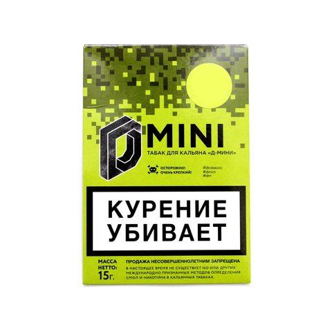 Табак для кальяна D Mini Мандарин 15 г.