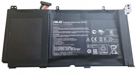 Аккумулятор для Asus S551 R553L (11.1V 4500MAH 48WH) PN: B31N1336