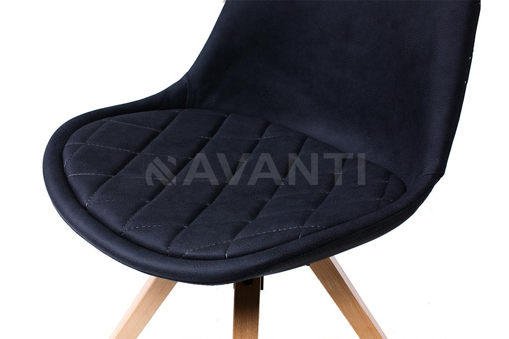 Стул FOCUS BLACK (черный)