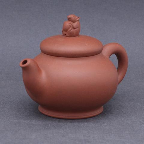 Чайник из исинской глины, 250мл,  131066