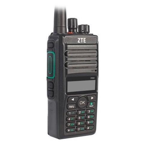 Портативная УКВ DMR радиостанция ZTE PH520 V