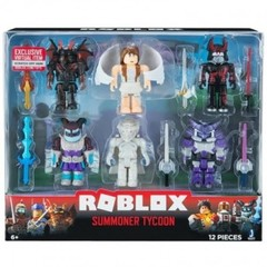 Roblox Mix & Match Summoner Tycoon Figure 6-Pack Set