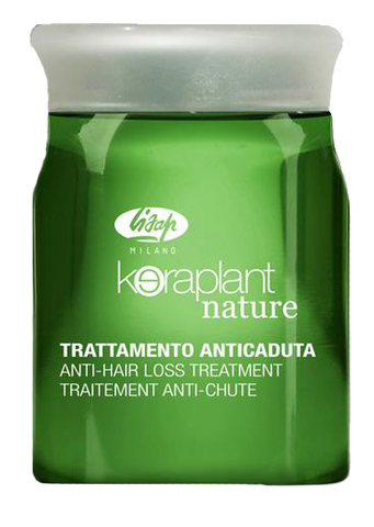 Лосьон против выпадения волос - Keraplant Nature Anti-Hair Loss Treatment (6*8 мл)