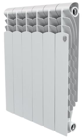 RoyalThermo Revolution 500, 6 секций - радиатор алюминиевый