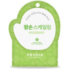 Пилинг-диск для лица с Зеленым Виноградом , FRUDIA, Green Grape Pore Peeling Big Pad, 1 шт