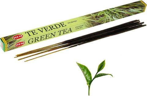 Индийские палочки HEM Green Tea