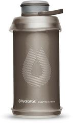 Складная мягкая бутылка для воды Hydrapak Stash 0,75L Серая