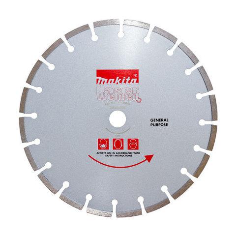 Cегментированный алмазный диск Makita 300 мм