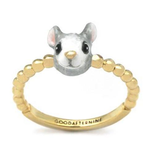 Мини-кольцо Крыса