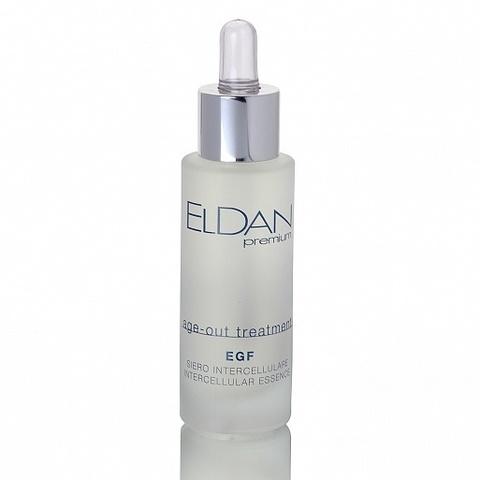 Eldan Premium age-out treatment EGF intercellular essence, Активная регенерирующая сыворотка EGF, 30 мл.