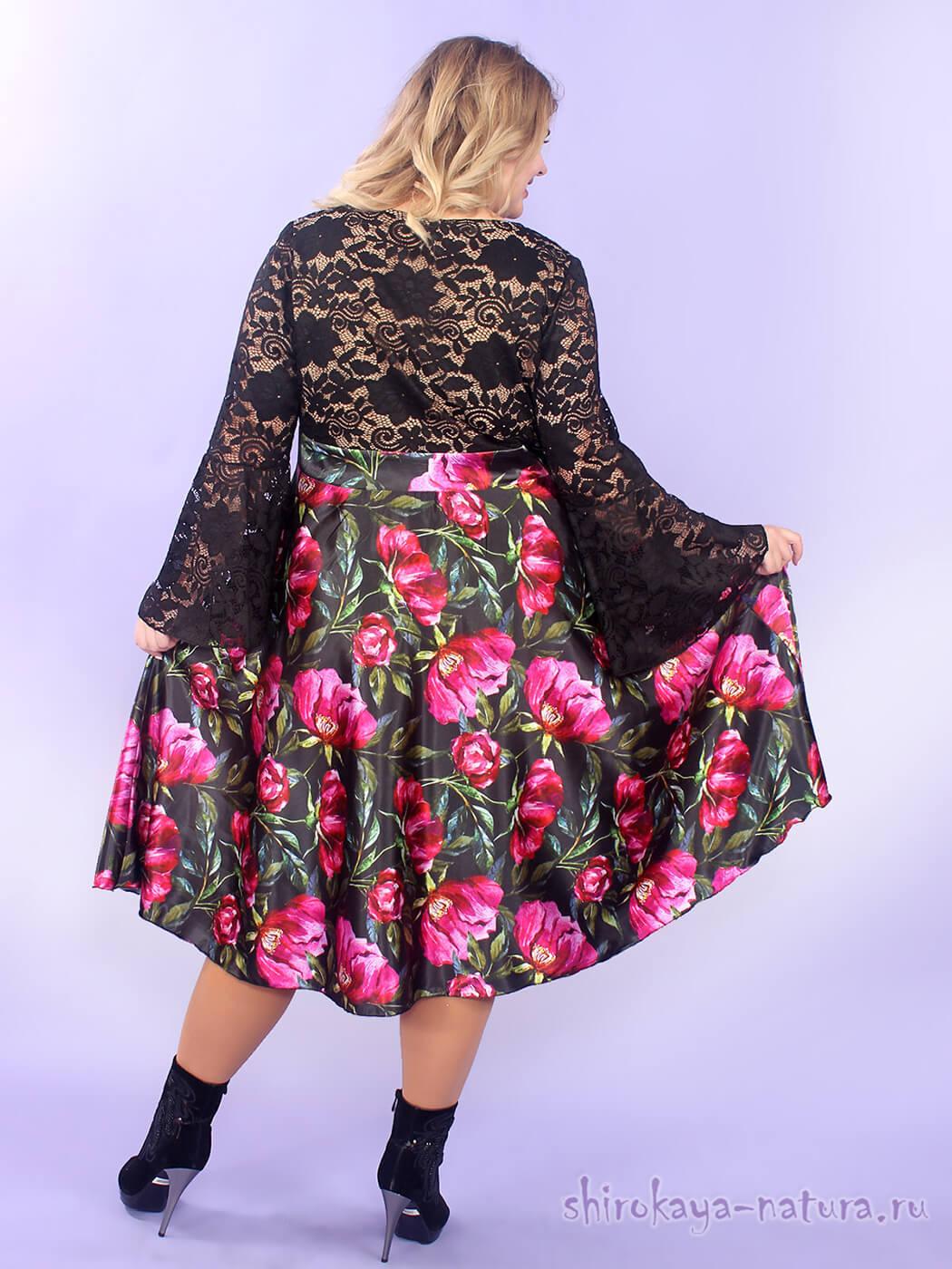 Платье Мариелена