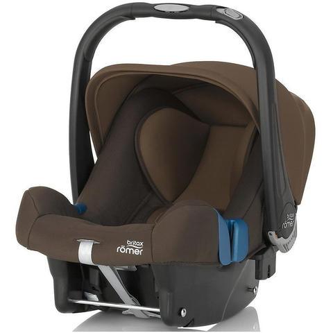 Автокресло Britax Roemer Baby Safe Plus SHR II Wood Brown