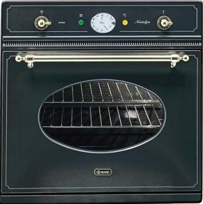 Электрический независимый духовой шкаф ILVE 600 NMP M графит