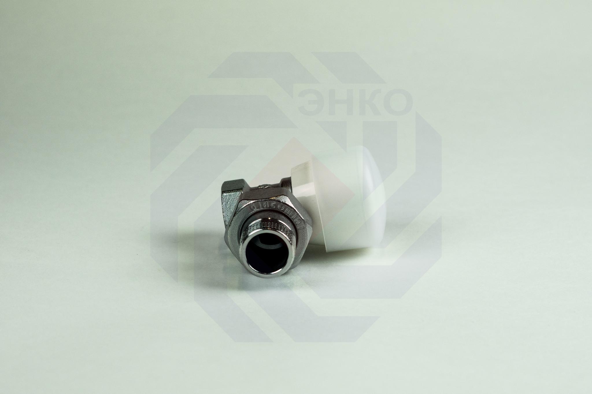 Клапан радиаторный ручной GIACOMINI R5TG угловой ¾