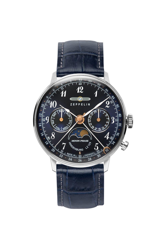 Женские часы Zeppelin  LZ129 Hindenburg Moonphase 70373