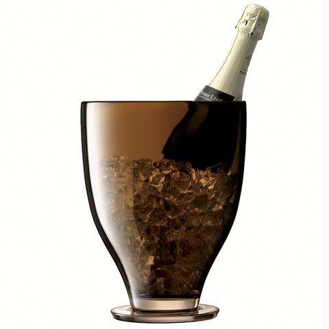 Ведерко для шампанского Signature Epoque 26 см, янтарь