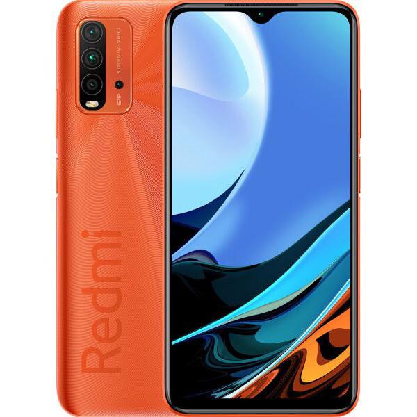 Redmi 9T Xiaomi Redmi 9T 4/128GB Sunrise Orange (Оранжевый) orange1.jpg