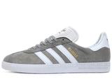 Кроссовки Мужские Adidas Gazelle Grey White