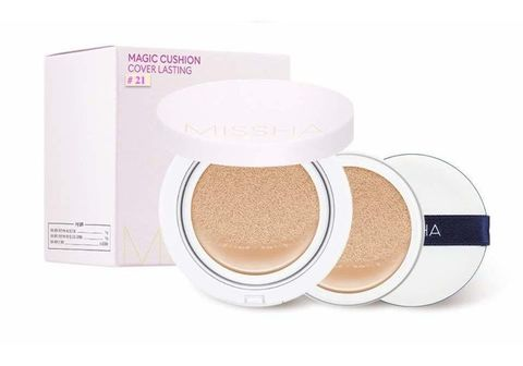 Missha Magic Cushion Cover Lasting кушон + сменный блок