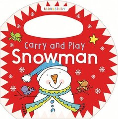 Carry and Play: Snowman  (board book)