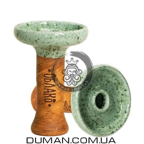 Чаша Oblako Phunnel Glaze Top (Облако)  Pale Green L