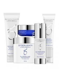 Система нормализации кожи. Набор из 5 средств ZO SKIN HEALTH by ZEIN OBAGI Skin Normalizing System