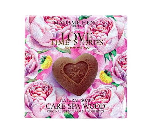 Спа-мыло c сандалом Love Time Stories Мадам Хенг, Madame Heng 150 гр.