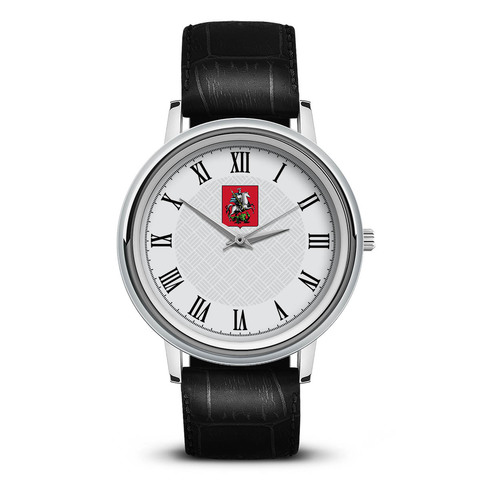 Сувенирные наручные часы с надписью Москва watch 9