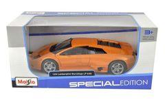 Maşın Maisto 1:24 SP (B)- Lamborghini Murcielago LP640