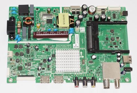5800-A6M31G-0P10 VER:00.01 mainboard  с блоком питания телевизора TELEFUNKEN