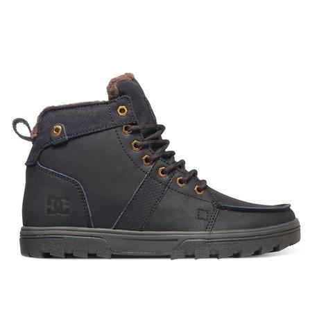 Ботинки DC Shoes WOODLAND M BOOT BLO Black Camo