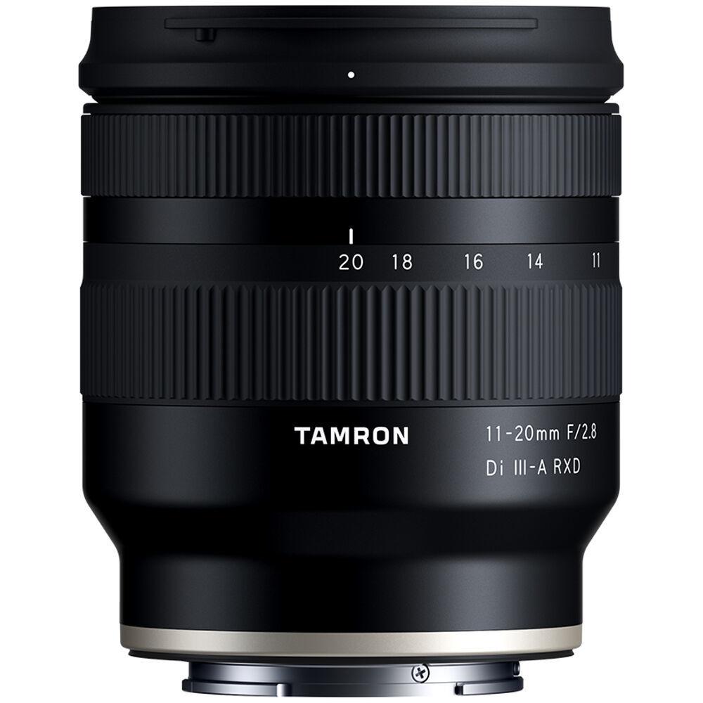 Объектив Tamron B060 11-20mm F/2.8 Di III-A RXD Sony E