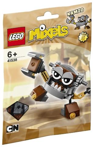 LEGO Mixels: Камзо 41538 — Kamzo — Лего Миксели