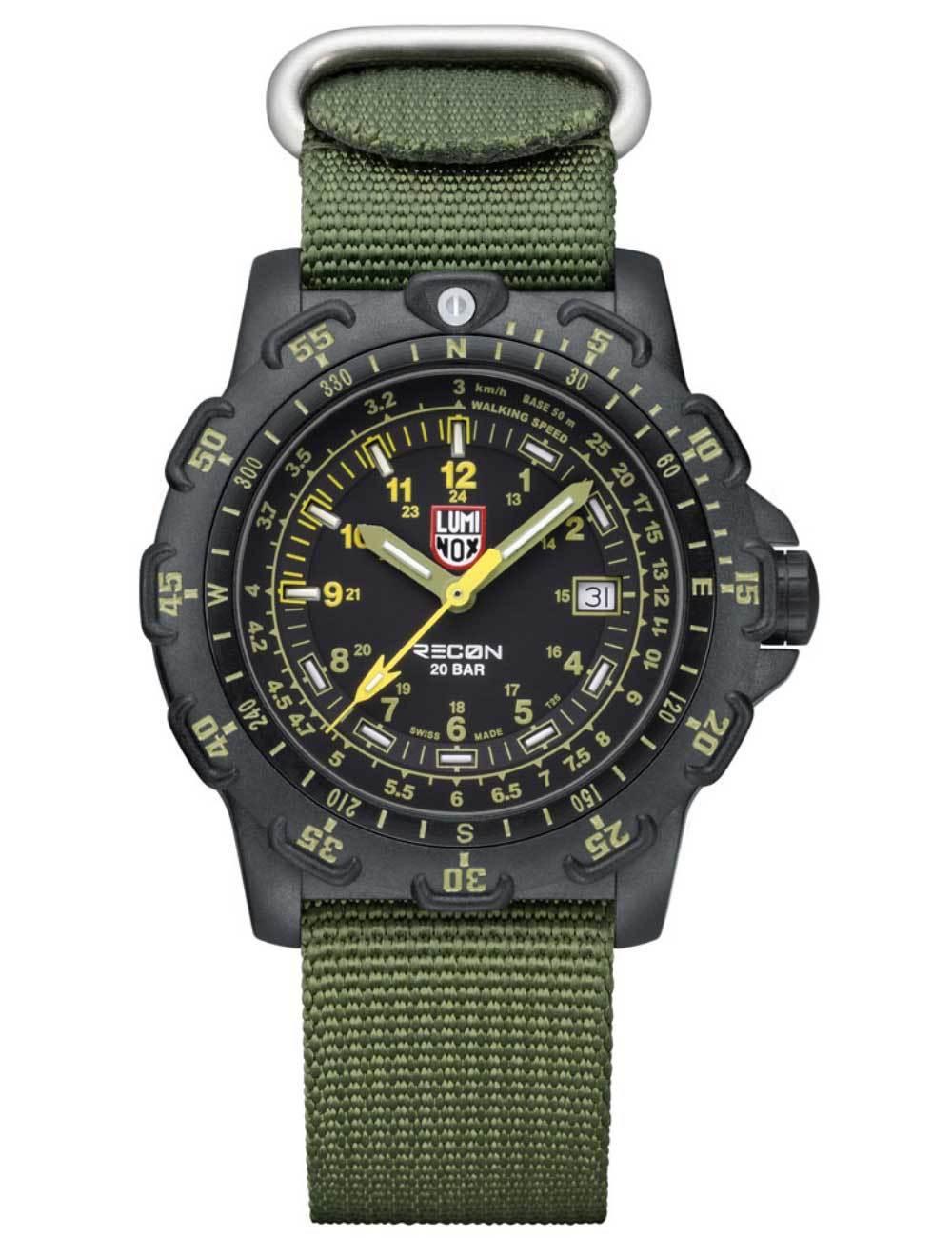 Часы мужские Luminox A.8825.KM LAND
