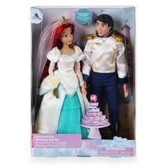 Принцесса Ариэль и Эрик, набор кукол Disney