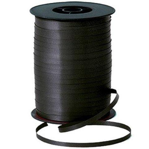 Лента 5ммХ500м черная
