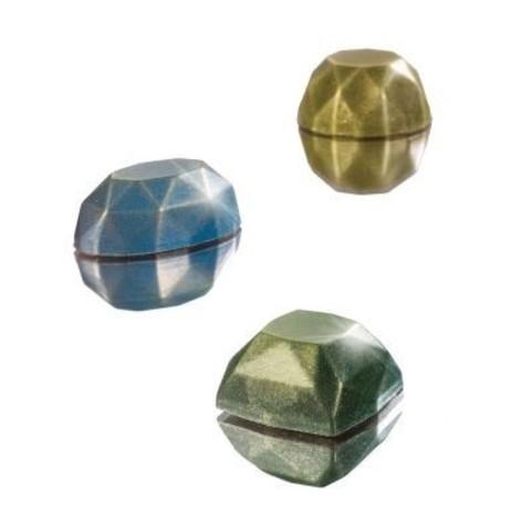 Форма поликарбонатная для шоколада (Италия) - Бриллианты Ассорти