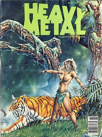 Heavy Metal #7 (November 1979)