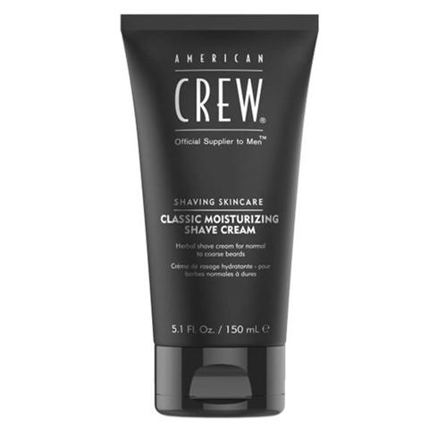 American Crew Shave: Увлажняющий крем для бритья (Moisturizing Shave Cream), 150мл