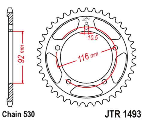 JTR1493