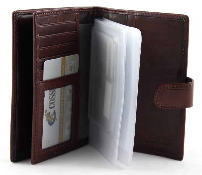 Обложка для паспорта и автодокументов Cosset (32-167-2286)