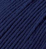 Alize Merino Royal Fine темно-синий 58