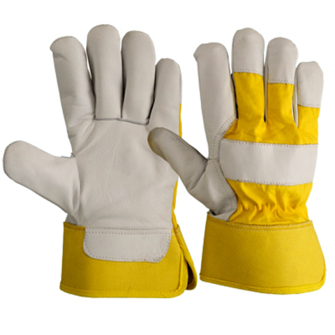 Перчатки кожаные ЮКОН