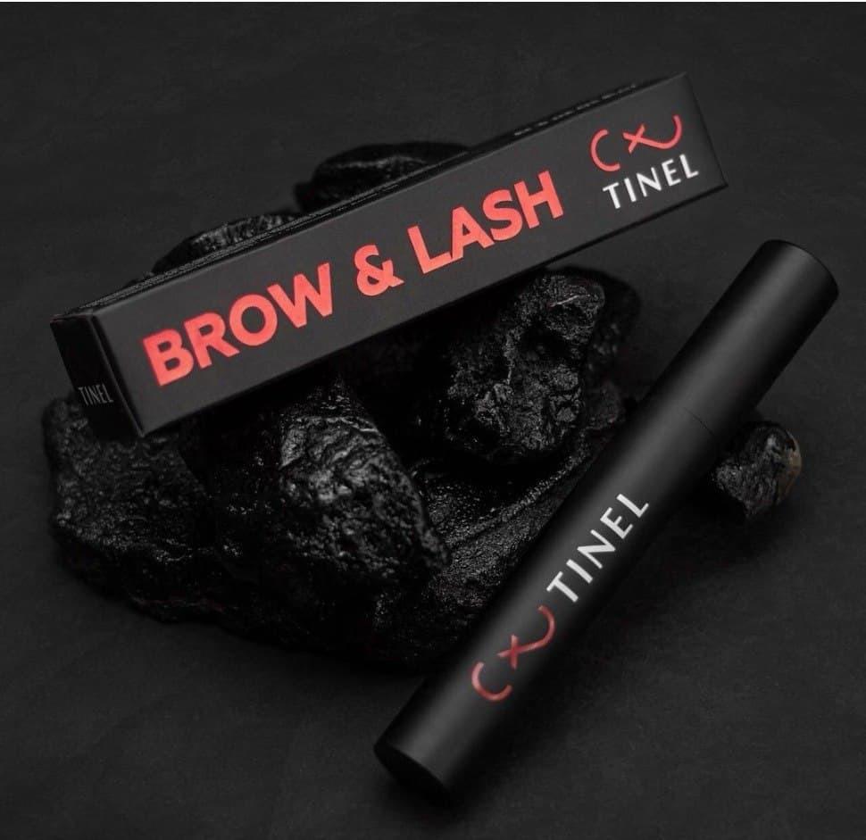 Кондиционер для роста бровей и ресниц BROW&LASH by Tinel