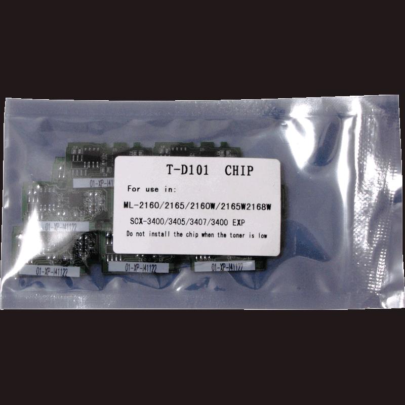 Чип (CHIP) MAK© MLT-D101 черный (black).