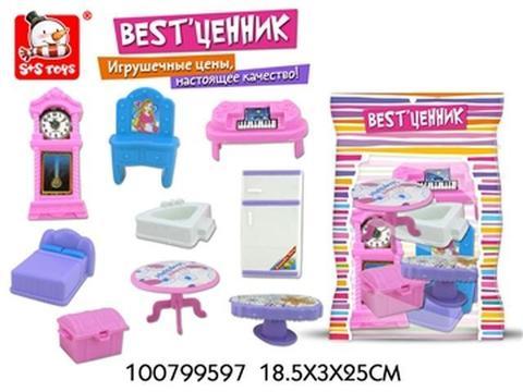 Набор мебели в пакете 100799817