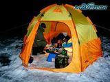 Палатка для зимней рыбалки Maverick Ice 5 orange