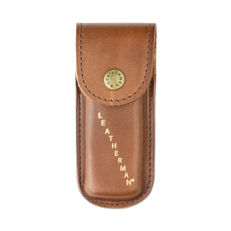 Мультитул Leatherman Charge Plus, 17 функций, кожаный чехол